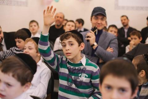 חלק מהמשתתפים (1) ילדים מוסקבה