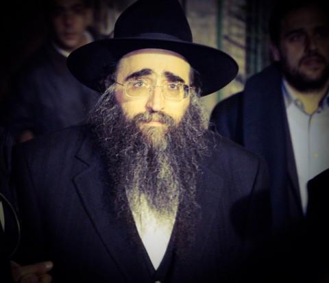 """האדמו""""ר רבי יאשיהו יוסף פינטו"""