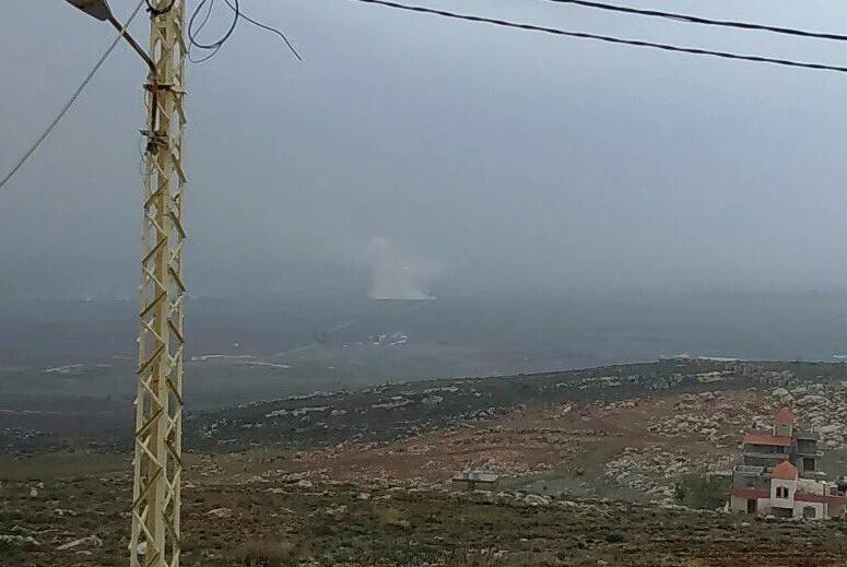 הר דב מטען חיזבאללה לבנון