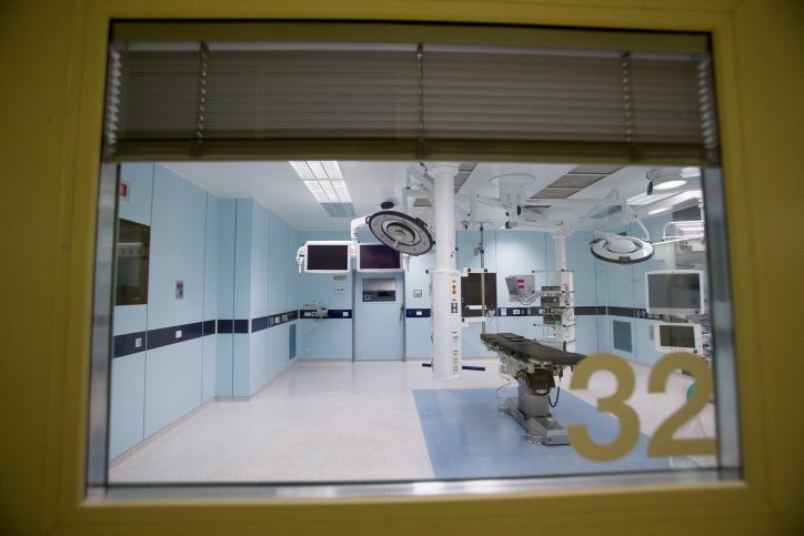 חדר ניתוח. בית חולים