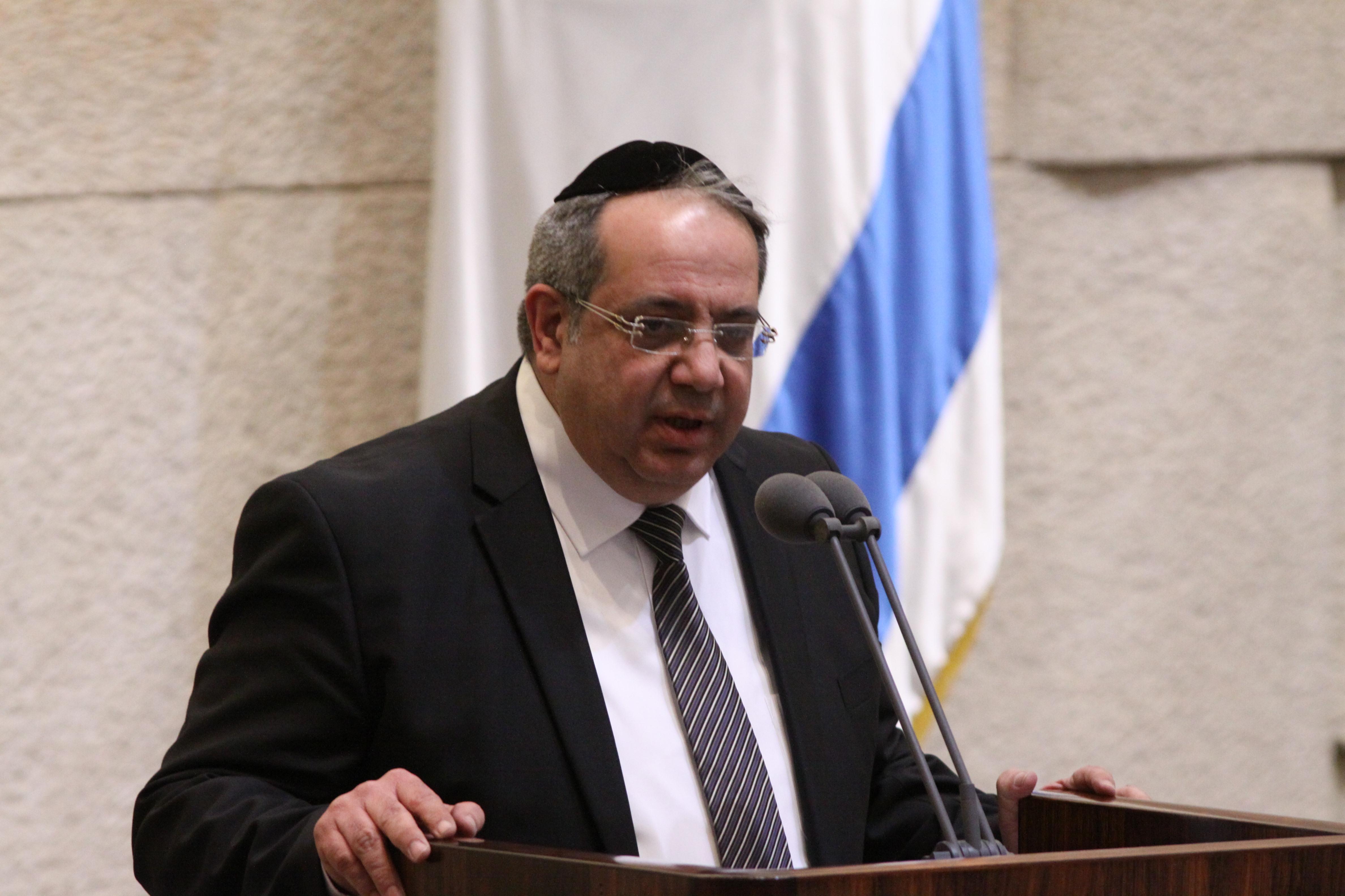 חבר הכנסת, יגאל גואטה
