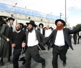 כלא, הפגנה, בני תורה, הפלג הירושלמי, גיוס (18)