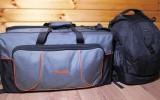 המזוודות עם הציוד היקר