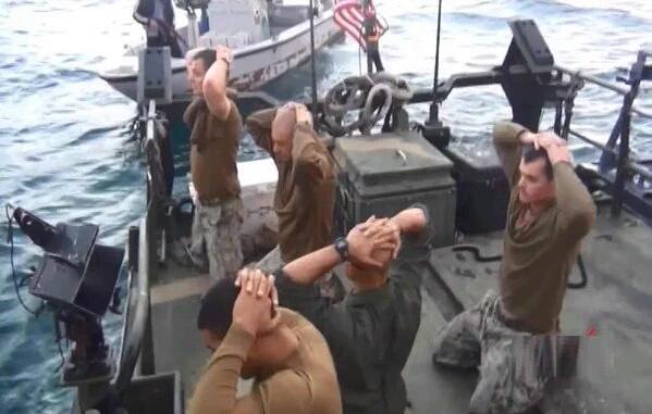 חיילים אמריקאים באחת מהתקריות