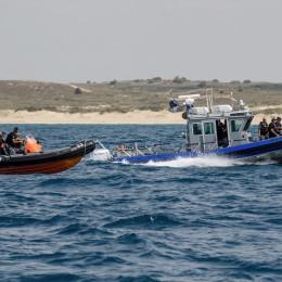 משטרת ישראל, סירה, שיט, ספינה, ים, דיג