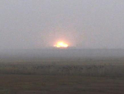 פיצוץ בסוריה • אילוסטרציה
