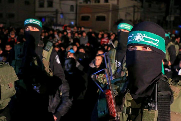 .חמאס, עזה, טרור