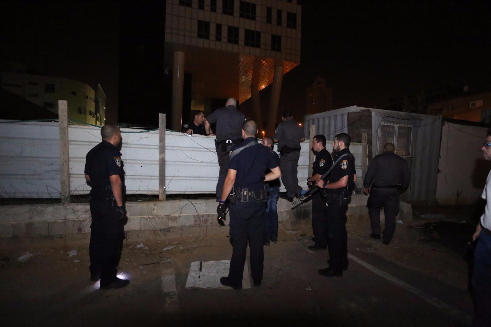 """שוטרים בפעילות לגילוי שב""""חים • אילוסטרציה"""