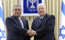 ריבלין שגריר מצרים חיזאם אהדי חייראת
