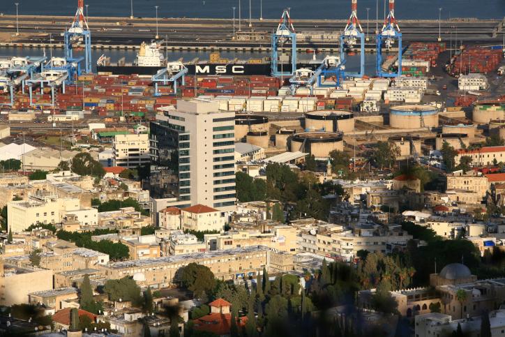 חיפה מפרץ חיפה
