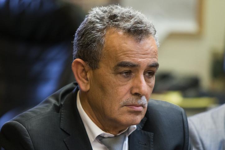 """ח""""כ ג'אמל זחאלקה"""