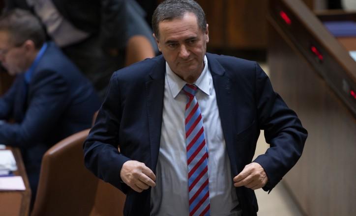 שר התחבורה והמודיעין, ישראל כץ