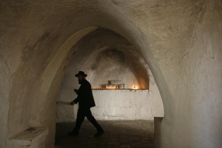קבר דוד, מערה, ירושלים, חרדי