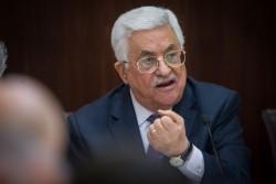 """יו""""ר הרשות הפלסטינית, אבו מאזן"""