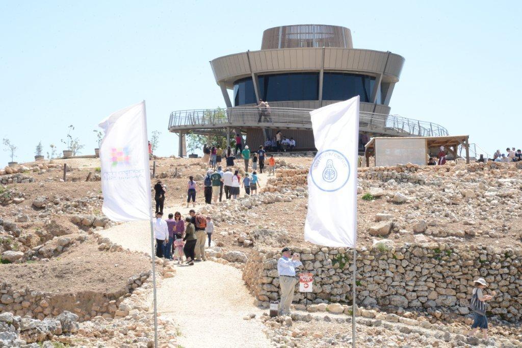 אתר שילה הקדומה