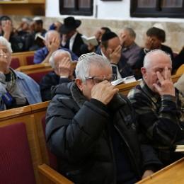 בית כנסת תפילה קריאת שמע