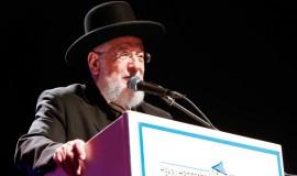 הרב הראשי, הגאון רבי ישראל מאיר לאו