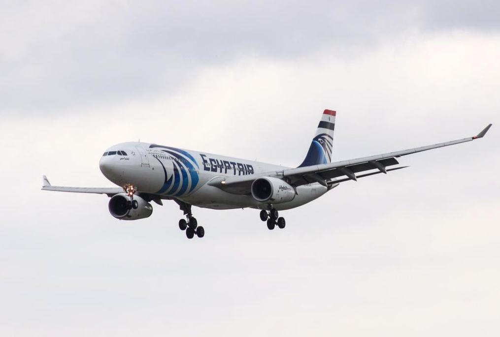 EgyptAir מטוס