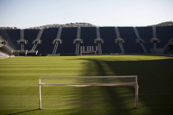 מגרש כדורגל | אילוסטרציה