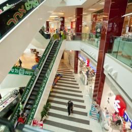 קניון חנות מרכז מסחרי