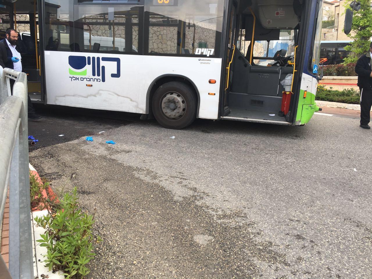 אוטובוס קווים, תאונה