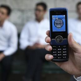 חרדים, פלאפון, טלפון