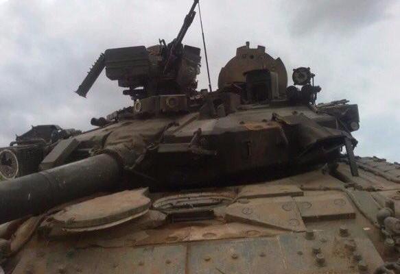 טנק רוסי