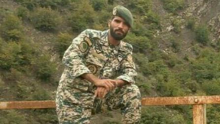 חייל איראני
