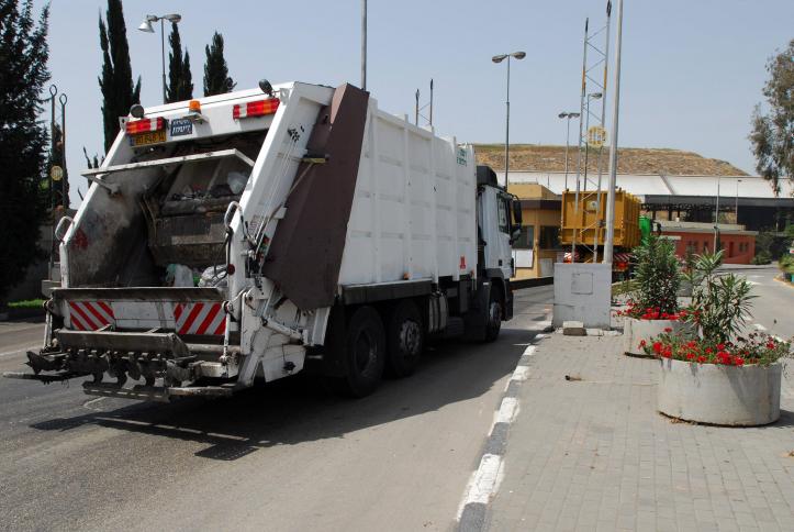 משאית זבל