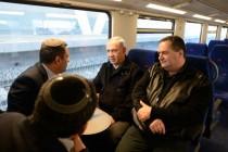 רכבת ישראל, ישראל כץ, בנימין נתניהו