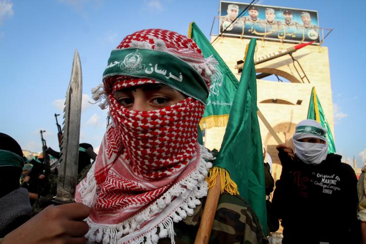 פעיל חמאס | אילוסטרציה