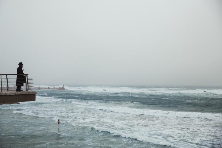 נמל תל אביב ים חוף