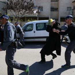 משטרה, מעצר, חרדי