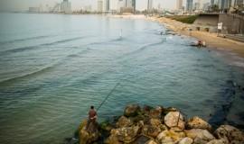 חוף הים תל אביב