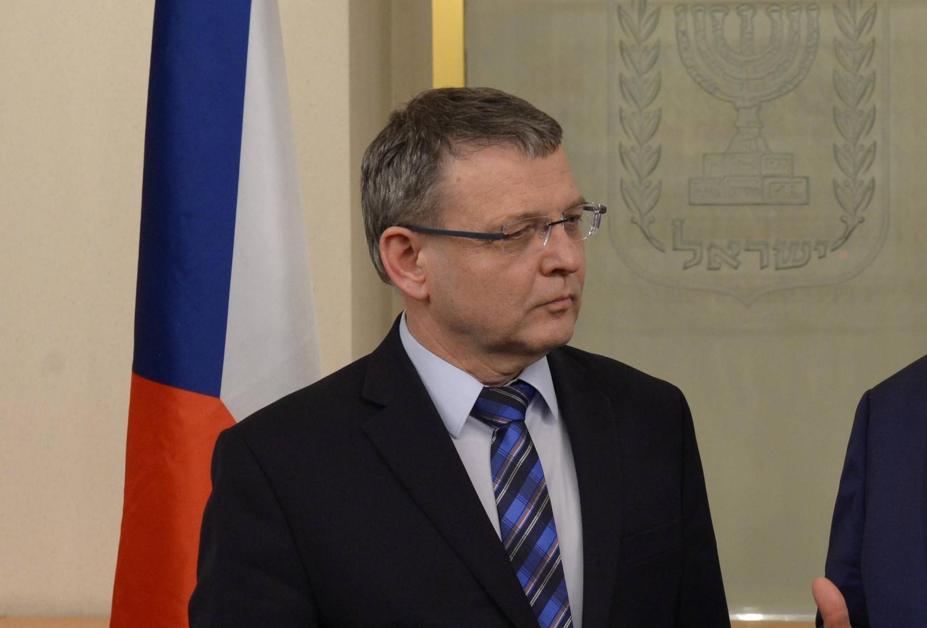 שר החוץ של צ'כיה