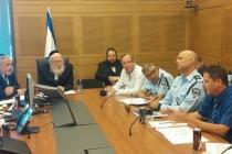 """ח""""כ ישראל אייכלר בוועדה לפניות הציבור"""