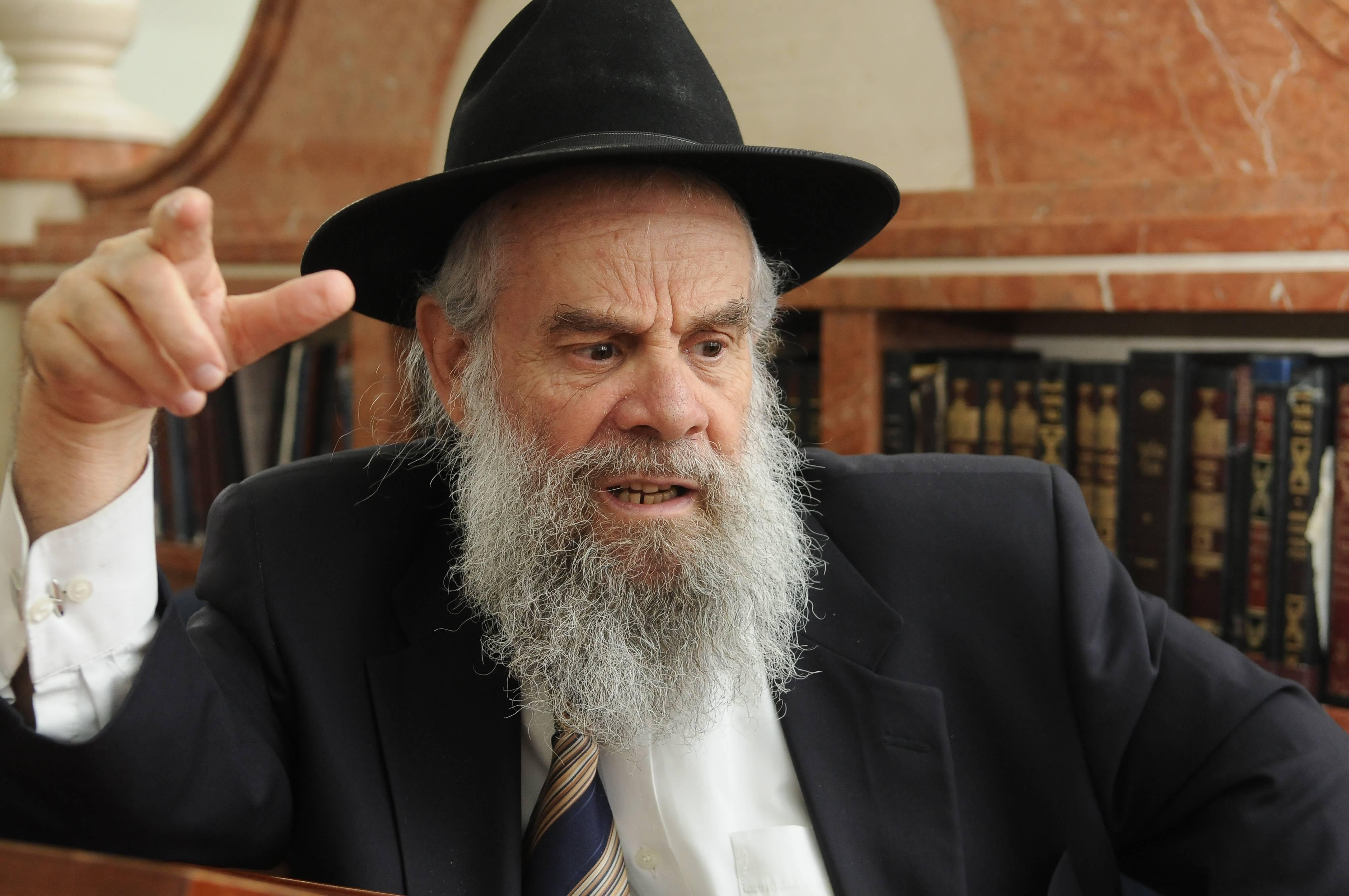 הרב מרדכי ארנון