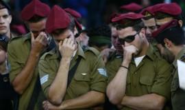 """צה""""ל, חיילים בוכים, חייל בוכה, בכי"""