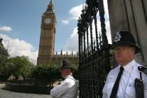 שוטרים בבריטניה