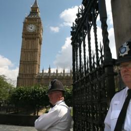 לונדון, בריטניה, שוטרים