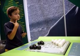 ילד, חושב, חשיבה, שחמט