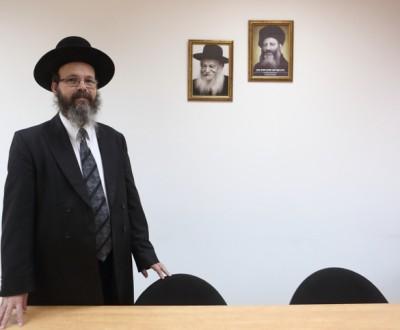 הרב מיכה הלוי. לא מעוניין לעורר מלחמות חדשות