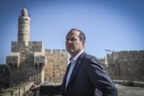 ראש עיריית ירושלים, ניר ברקת