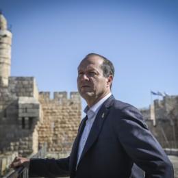 ניר ברקת, ירושלים