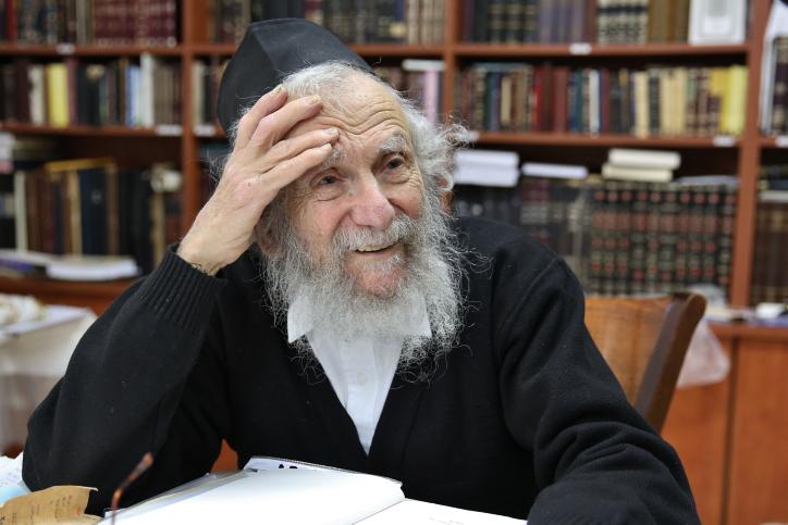 """הגאון רבי יעקב אדלשטיין זצוק""""ל"""
