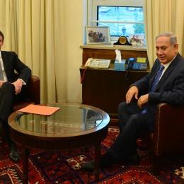 ראש הממשלה בנימין נתניהו עם ראש ממשלת צרפת מנואל ואלס הצהרות משותפות ופגישה  Photo by Kobi Gideon / GPO
