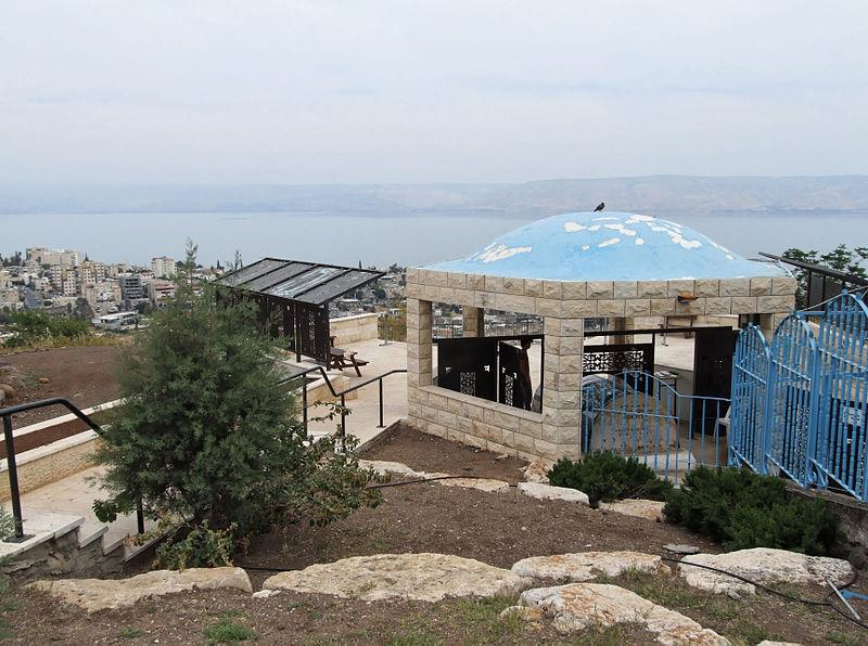 קבר רבי עקיבא טבריה