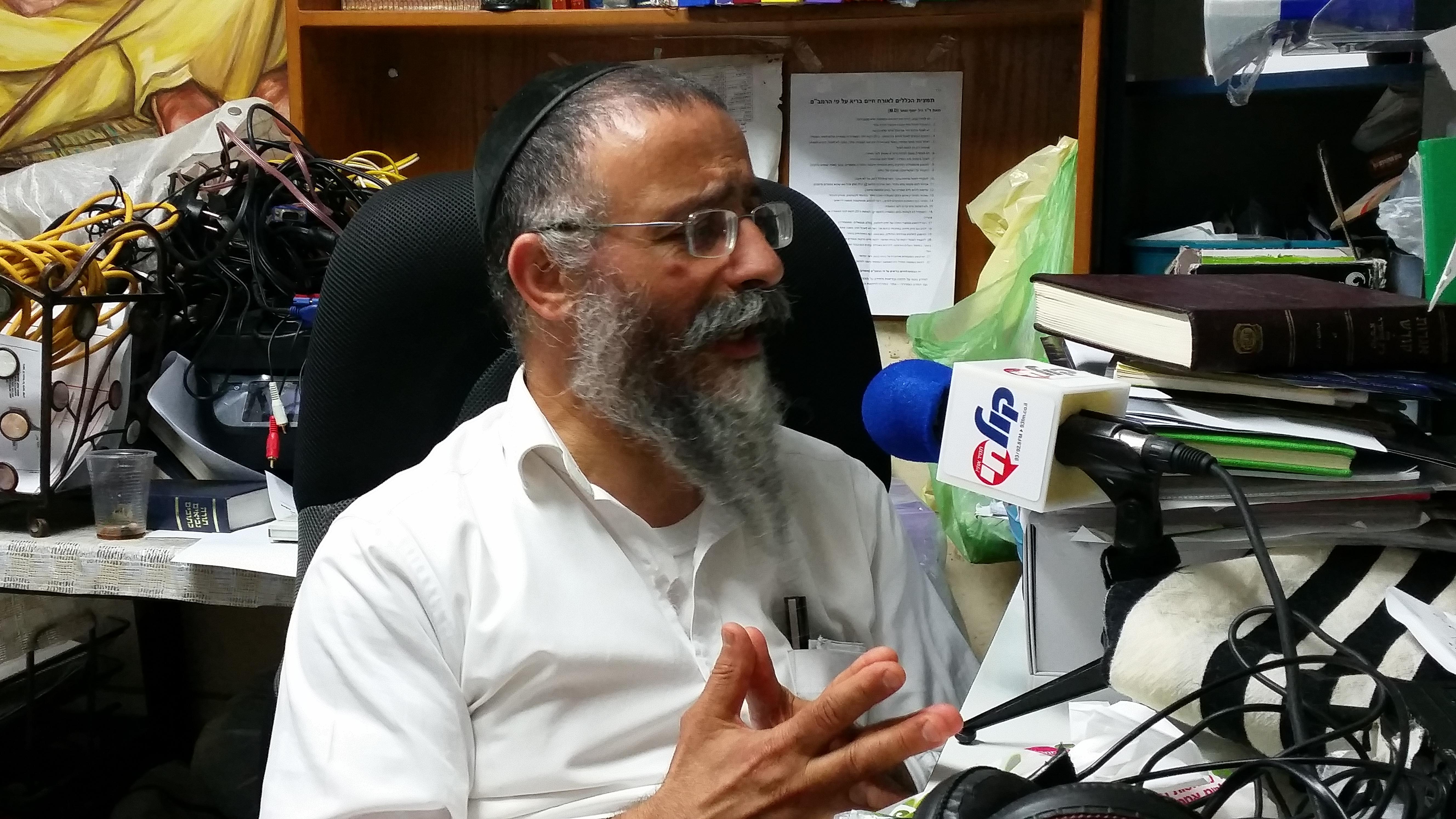 הרב מיכאל לסרי (2)