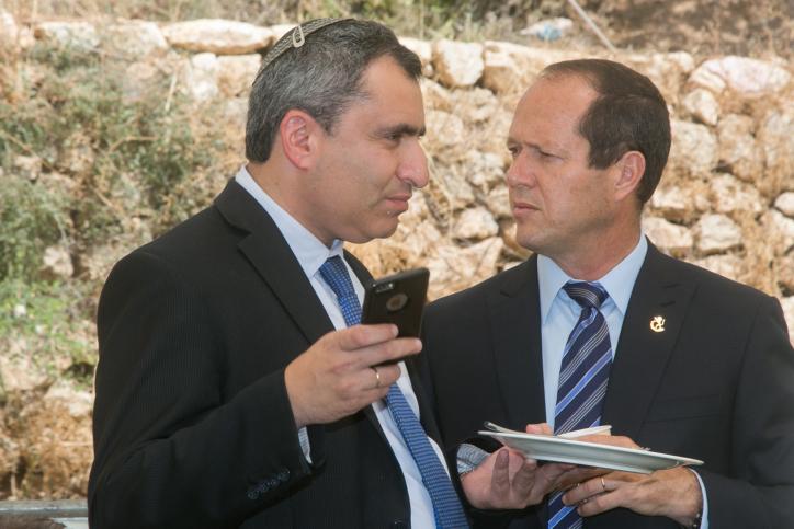 אלקין וראש העיר ירושלים, ניר ברקת