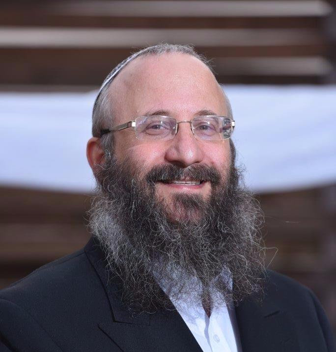 """הקדוש הרב מיכאל מרק הי""""ד"""